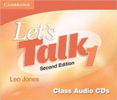 Let's Talk 1 Class Audio CDs (3)