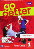 GoGetter 1 Students' Book with MyEnglishLab Pack