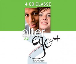 Alter Ego Plus 2 CD audio classe (4) (Лицензия)