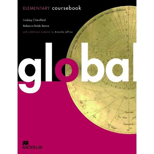 Global Elementary Student's Book with eWorkbook Pack
