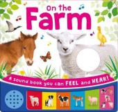 Touch and Feel: Farm animals (SA Animal Stickers)