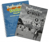 Poptropica English Islands 1 Teacher's Book with Online World Access Code + Test Book pack