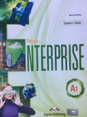 New Enterprise A1 Student's Book with Digibooks
