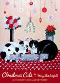 Stubberfield Mary. Christmas Cats Boxed Holiday Cards