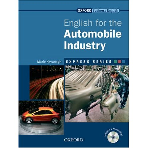 Express Series English for the Automobile Industry
