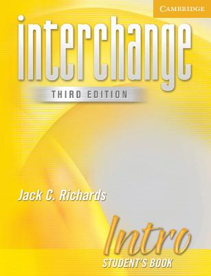 Interchange Third Edition Intro Student's Book