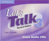 Let's Talk 3 Class Audio CDs (3)