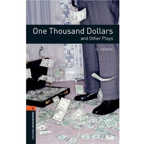 OBP 2: One Thousand Dollars and Other Plays