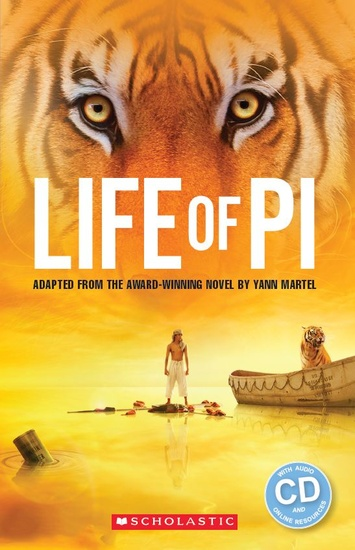 Level 3: The Life of Pi + Audio CD