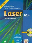 Laser Third Edition A1+ Student's Book and CD ROM Pack + MPO + e-book