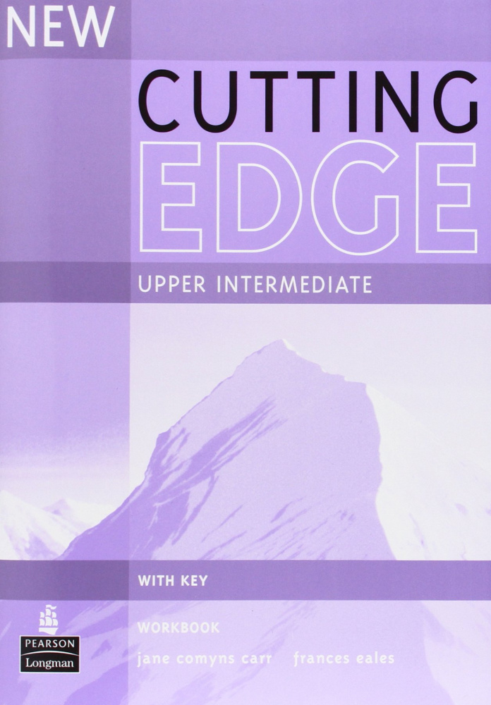 New Cutting Edge Upper-Intermediate Workbook with Answer Key