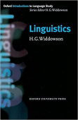 Oxford Introduction to Language Study Series: Linguistics
