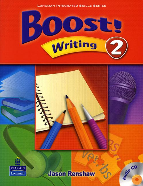 Boost Writing 2 Student's Book with Audio CD