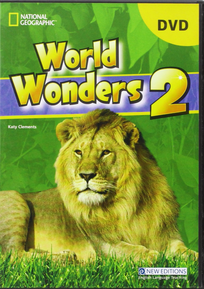 World Wonders 2 DVD