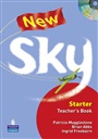New Sky Starter Teacher's Book (with Test Master Multi-ROM)