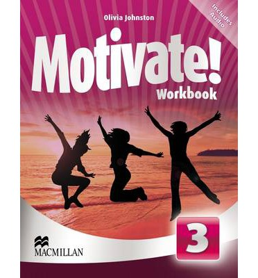 Motivate! Level 3 Workbook Pack