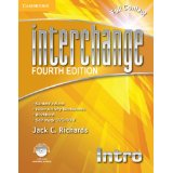Interchange Fourth Edition Intro Full Contact with Self-study DVD-ROM