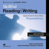 Skillful Foundation  Reading and Writing Digital Student's Book Pack
