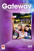 Gateway Second edition A2 Digital Student's Book Pack