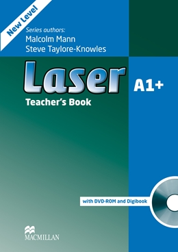 Laser Third Edition B2 Teacher's Book, DVD-ROM + Digibook Pack & eBook