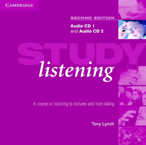 Study Listening Second Edition: Audio CD Set (2 CDs)