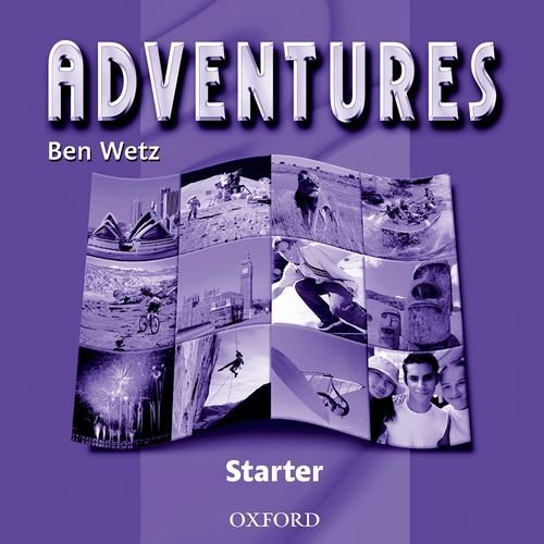 Adventures Starter Audio CD