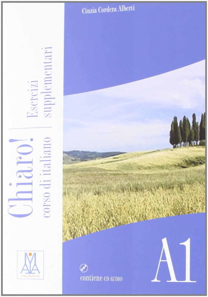 Chiaro! A1 - Esercizi Supplementari - Libro + CD audio