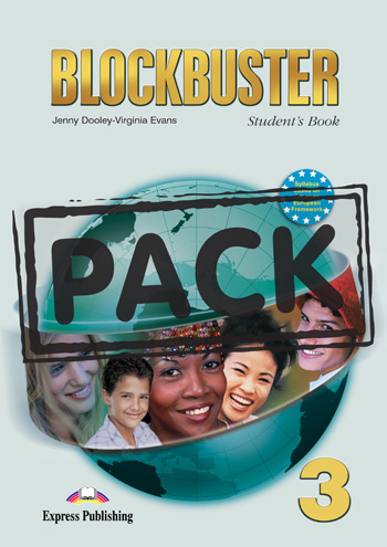 Blockbuster 3 Student's Book (+ Student's Audio CD)