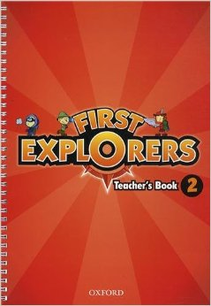 First Explorers Level 2 Teacher's Book