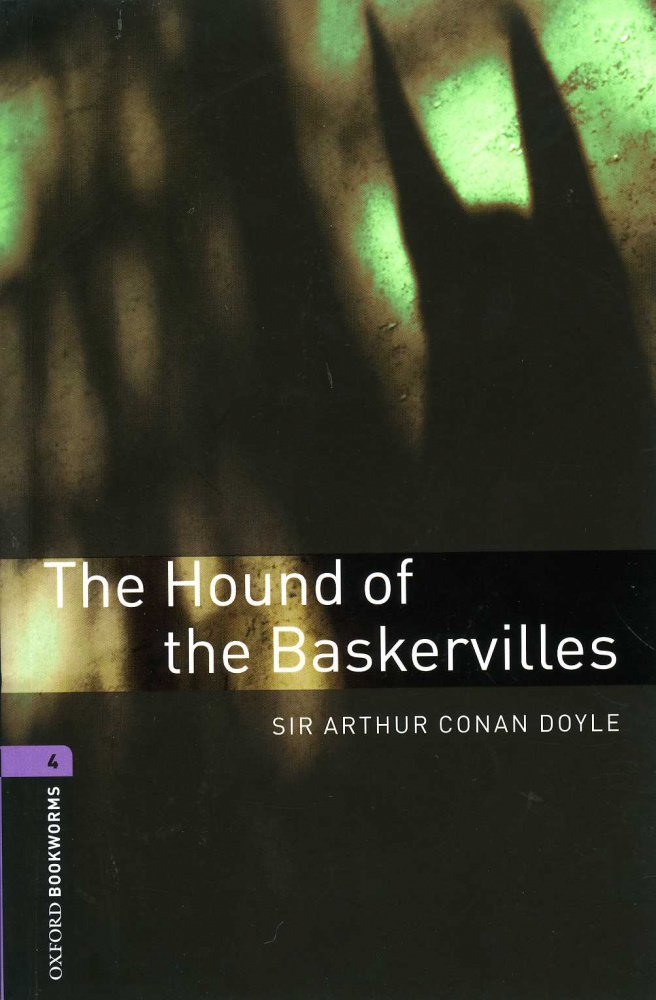 OBL 4: The Hound of the Baskervilles Audio CD Pack