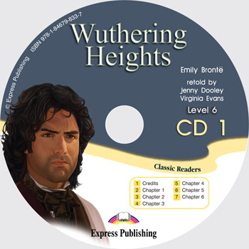 Classic Readers Level 6 Wuthering Heights Audio CD CD1