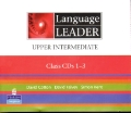 Language Leader Upper-Intermediate Class Audio CD (3) (Лицензия)