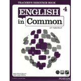 English in Common 4 Teacher's Resource Book with ActiveTeach