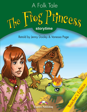 Stage 3 - The Frog Princess Teacher's Edition