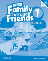 Family and Friends Second Edition 1 Workbook & Online Skills Practice Pack