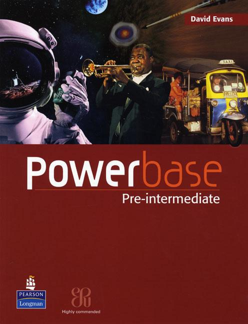 Powerbase Pre-Intermediate Coursebook & Audio CD Pack