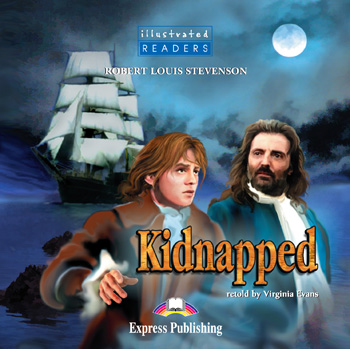 Illustrated Readers Level 4  Kidnapped Audio CD