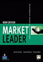 New Market Leader Pre-Intermediate Coursebook with Multi-ROM