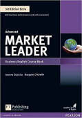 Market Leader 3rd Edition Extra Advanced Coursebook and DVD-ROM Pack