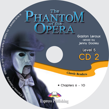 Classic Readers Level 5 The Phantom of the Opera Audio CD CD2