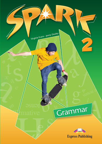 Spark 2 (Monstertrackers) Grammar Book