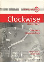 Clockwise Elementary Teacher's Resource Pack