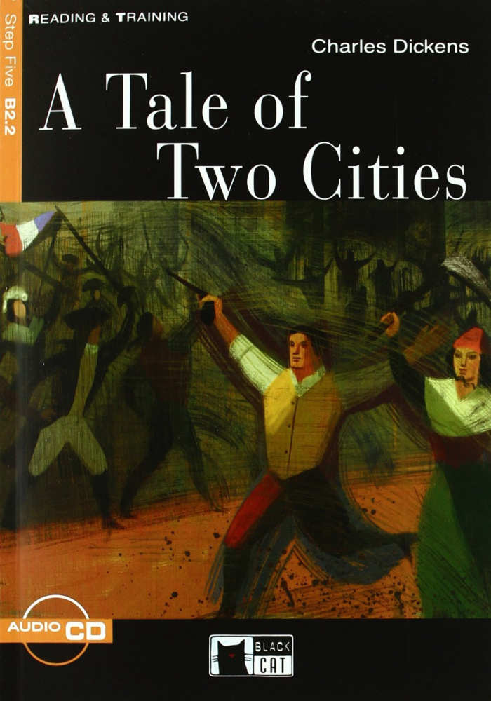 Reading & Training Step 5: A Tale Two Cities + Audio CD