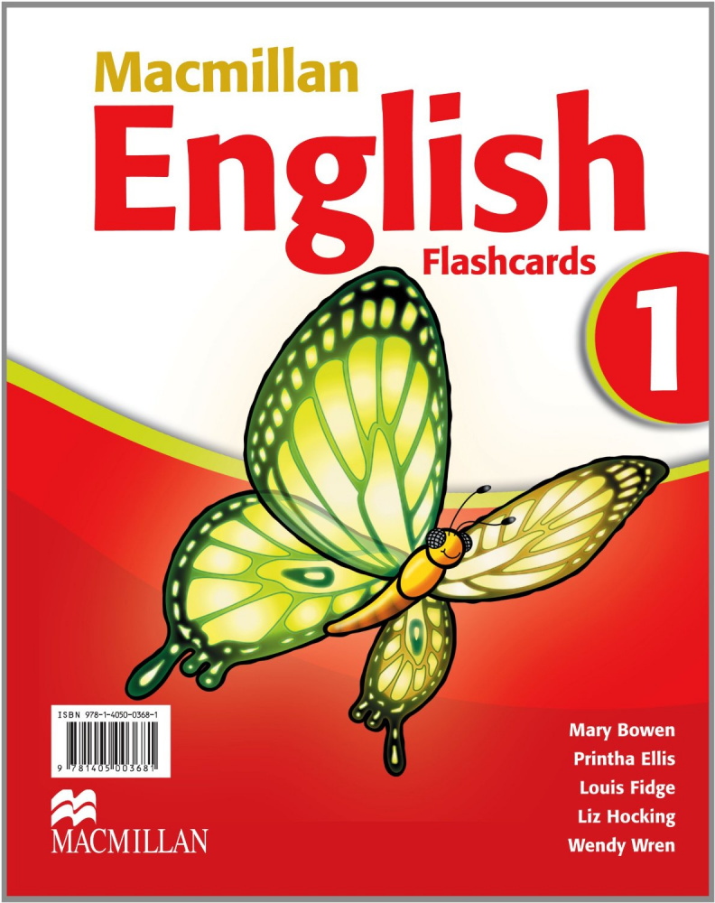 Macmillan English 1 Flashcards