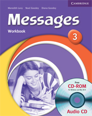 Messages 3 Workbook with Audio CD/CD-ROM