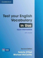 Test Your English Vocabulary in Use (Second Edition)