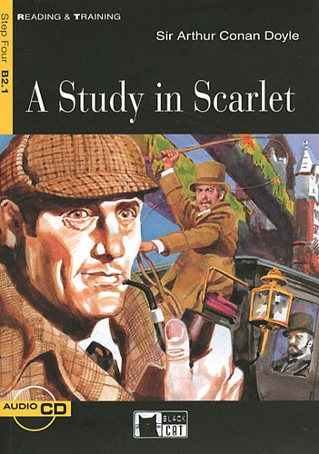 Reading & Training Step 4: A Study in Scarlet  + CD