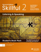 Skillful Second Edition 2 Listening and Speaking Student's Book Premium Pack
