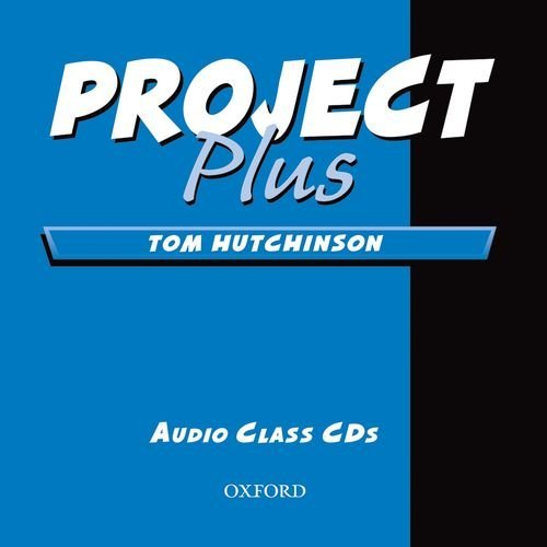 Project Plus Class Audio CDs (3)