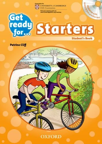 Get Ready for Starters Student's Book and Audio CD Pack